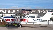 Lands End Scenic flights